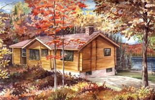Bohadan cottage